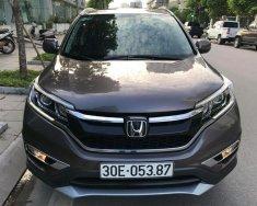 Cần bán Honda CR V 2.4 2016, màu xám, nhập khẩu nguyên chiếc như mới giá 952 triệu tại Hà Nội