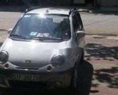 Bán ô tô Daewoo Matiz đời 2005, màu trắng, giá tốt giá 125 triệu tại Tp.HCM