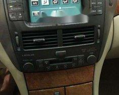 Cần bán Lexus LS 430 đời 2004, màu đen, nhập khẩu nguyên chiếc như mới giá 645 triệu tại Đồng Tháp