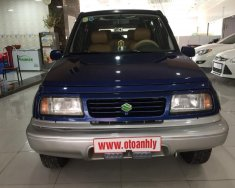 Bán xe Suzuki Vitara 1.6MT năm 2004, màu xanh lam giá 165 triệu tại Phú Thọ