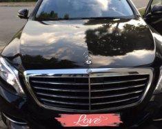 Cần bán xe Mercedes S400 3.0 AT sản xuất 2016, màu đen, xe đẹp giá 3 tỷ 250 tr tại Hà Nội
