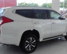 Bán xe Mitsubishi Pajero sản xuất 2018, màu trắng, nhập khẩu giá 1 tỷ 420 tr tại Tp.HCM