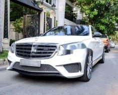 Bán ô tô Mercedes S500L đời 2015, màu trắng, nhập khẩu  giá 3 tỷ 600 tr tại Tp.HCM