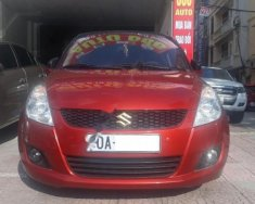 Cần bán xe Suzuki Swift 1.4 AT sản xuất 2015, màu đỏ   giá 475 triệu tại Hà Nội