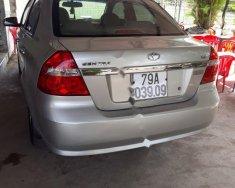 Bán Daewoo Gentra SX 1.5 MT 2009, màu bạc giá 200 triệu tại Khánh Hòa