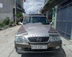 Cần bán Ssangyong Musso 2000, màu bạc, 198 triệu giá 198 triệu tại Tp.HCM