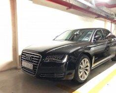 Bán ô tô Audi A8 sản xuất năm 2013, màu đen, nhập khẩu nguyên chiếc xe gia đình giá 2 tỷ 800 tr tại Hà Nội