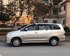 Cần bán xe Toyota Innova E 2013, màu vàng, giá tốt giá 500 triệu tại Hà Nội