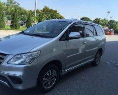 Bán Toyota Innova 2.0E sản xuất 2016, màu bạc chính chủ giá 630 triệu tại Hà Nội