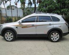 Bán Chevrolet Captiva 7 chỗ, dòng Maxx, số tự động, 1 đời chủ giá 426 triệu tại Tp.HCM