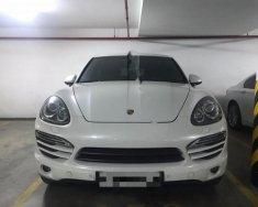Bán Porsche Cayenne 3.6 V6 đời 2011, màu trắng, nhập khẩu chính chủ giá 2 tỷ 250 tr tại Hà Nội