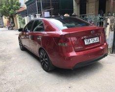 Cần bán xe Kia Cerato 1.6 AT 2010, màu đỏ, xe nhập chính chủ giá 375 triệu tại Hải Phòng