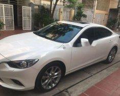 Cần bán Mazda 6 2.5 AT đời 2015, màu trắng như mới giá 785 triệu tại Hải Phòng