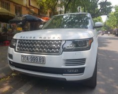 Bán xe LandRover Range Rover Autobiography năm 2014, màu trắng, nhập khẩu giá 5 tỷ 550 tr tại Hà Nội