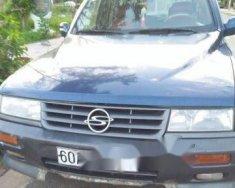 Cần bán gấp Ssangyong Musso đời 1998 xe gia đình, giá tốt giá 100 triệu tại Đồng Nai