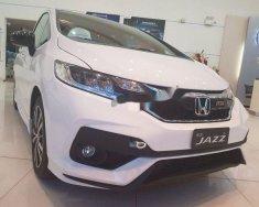 Cần bán xe Honda Jazz 1.5 RS năm sản xuất 2018, màu trắng, nhập khẩu nguyên chiếc giá 624 triệu tại Tp.HCM