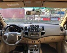 Bán xe Toyota Fortuner đời 2013, màu bạc giá 740 triệu tại Hải Phòng