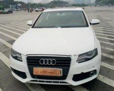 Cần bán xe Audi A4 2.0T đời 2010, màu trắng, nhập khẩu nguyên chiếc ít sử dụng, giá tốt giá 660 triệu tại Hà Nội