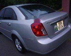 Bán ô tô Chevrolet Lacetti sản xuất 2009, màu bạc, giá chỉ 225 triệu giá 225 triệu tại Tp.HCM