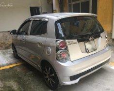 Bán ô tô Kia Morning 5 chỗ, sản xuất 2012, màu bạc bản đủ, nhập khẩu linh kiện 100% giá 216 triệu tại Thái Nguyên