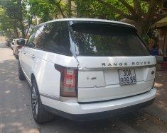 Cần bán gấp LandRover Range Rover sản xuất năm 2014, màu trắng, xe nhập giá 5 tỷ 550 tr tại Hà Nội