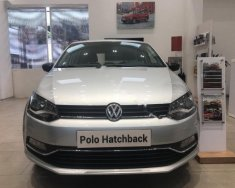 Bán ô tô Volkswagen Polo đời 2018, màu bạc, nhập khẩu, giá chỉ 695 triệu giá 695 triệu tại Tp.HCM