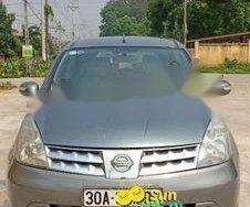Cần bán lại xe Nissan Grand livina đời 2010, màu xám   giá 305 triệu tại Tp.HCM