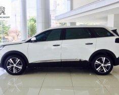 Bán ô tô Peugeot 5008 1.6 AT 2018, màu trắng giá 1 tỷ 399 tr tại Tp.HCM