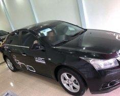 Bán Chevrolet Cruze đời 2010, màu đen, giá chỉ 295 triệu giá 295 triệu tại Thanh Hóa