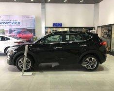 Cần bán Hyundai Tucson đời 2018, màu đen, giá chỉ 770 triệu giá 770 triệu tại Tp.HCM