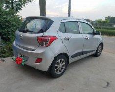 Cần bán xe Hyundai Grand i10 đời 2014, màu bạc, nhập khẩu như mới giá 348 triệu tại Hải Dương