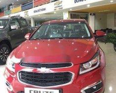 Cần bán xe Chevrolet Cruze LT đời 2018, màu đỏ, 699tr giá 699 triệu tại Tây Ninh