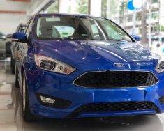 Bán xe Ford Focus Sport 1.5L năm sản xuất 2018, màu xanh lam, giá 755tr giá 755 triệu tại Tp.HCM