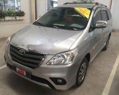Bán ô tô Toyota Innova G đời 2015, màu bạc  giá Giá thỏa thuận tại Tp.HCM
