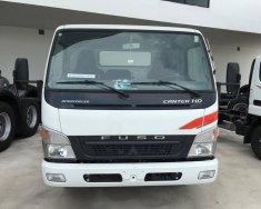 Bán Mitsubishi Canter 8.2 đời 2018, màu bạc, nhập khẩu. Giá bao rẻ nhất cả nước giá 690 triệu tại Bình Dương