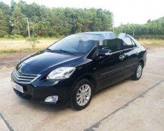 Cần bán Toyota Vios E sản xuất năm 2011, màu đen chính chủ giá 296 triệu tại Phú Thọ