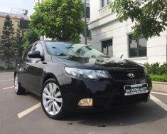 Bán Kia Cerato 1.6 năm sản xuất 2010, màu đen, nhập khẩu nguyên chiếc số tự động giá 400 triệu tại Hải Phòng