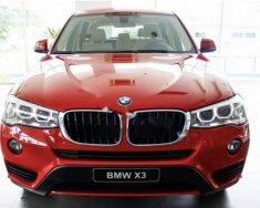 Bán xe BMW X3 đời 2017, màu đỏ, nhập khẩu giá 1 tỷ 999 tr tại Tp.HCM