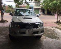 Bán Toyota Hilux năm 2011, màu bạc, giá chỉ 458 triệu giá 458 triệu tại Gia Lai