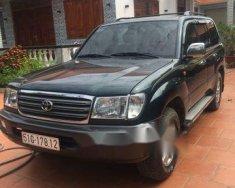 Bán xe Toyota Land Cruiser sản xuất năm 2004, màu đen chính chủ, giá tốt giá 525 triệu tại Tp.HCM