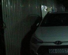 Bán Hyundai i20 1.4 AT sản xuất 2015, màu trắng, nhập khẩu giá 480 triệu tại Hà Nam