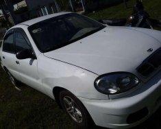Bán ô tô Daewoo Lanos sản xuất năm 2001, màu trắng giá tốt giá 90 triệu tại Vĩnh Long