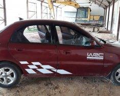 Bán ô tô Daewoo Lanos năm sản xuất 2000, màu đỏ xe gia đình giá 82 triệu tại Lạng Sơn