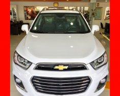 Cần bán xe Chevrolet Captiva REVV sản xuất 2017, màu trắng, nhập khẩu nguyên chiếc giá 459 triệu tại Tp.HCM