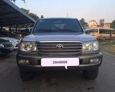 Bán Toyota Land Cruiser GX đời 2004, màu xám (ghi), giá chỉ 445 triệu giá 445 triệu tại Hà Nội