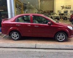 Bán xe Chevrolet Aveo LTZ màu đỏ tại Đồng Tháp, trả trước 125 triệu - LH: 0945 307 489 giá 495 triệu tại Đồng Tháp