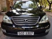 Cần bán Lexus GX 2007, màu đen, nhập khẩu giá 1 tỷ 275 tr tại Tp.HCM