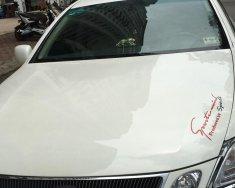 Cần bán xe Lexus GS 300 đời 2006, màu trắng, nhập khẩu giá 680 triệu tại Hà Nội