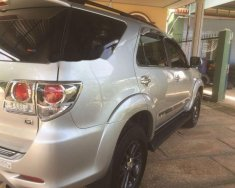 Bán Toyota Fortuner 2016, màu bạc, giá chỉ 875 triệu giá 875 triệu tại Bình Dương