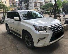 Bán Lexus GX 460 năm sản xuất 2015, màu trắng, xe nhập giá 4 tỷ 380 tr tại Hà Nội